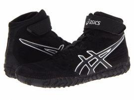 asisc AGRESSOR 2 (fekete) birkózó cipő