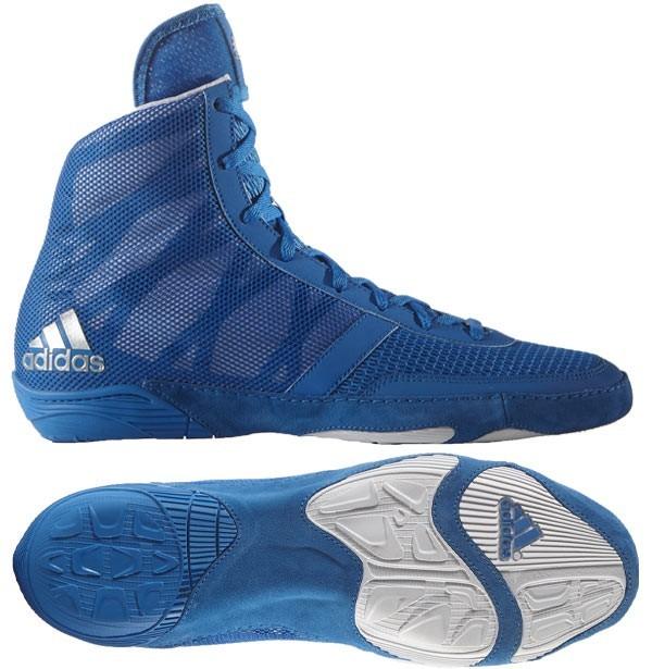 3d71048f08 adidas Pretereo III (kék) birkózó cipő - Birkózó Mánia webshop