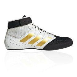 adidas Mat Hog fekete-arany birkózó cipő