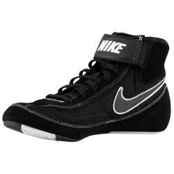 NIKE SPEEDSWWEP gyerek (fekete) birkózó cipő