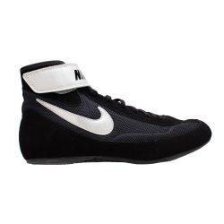 NIKE SPEEDSWEEP felnőtt (Fekete-ezüst) birkózó cipő