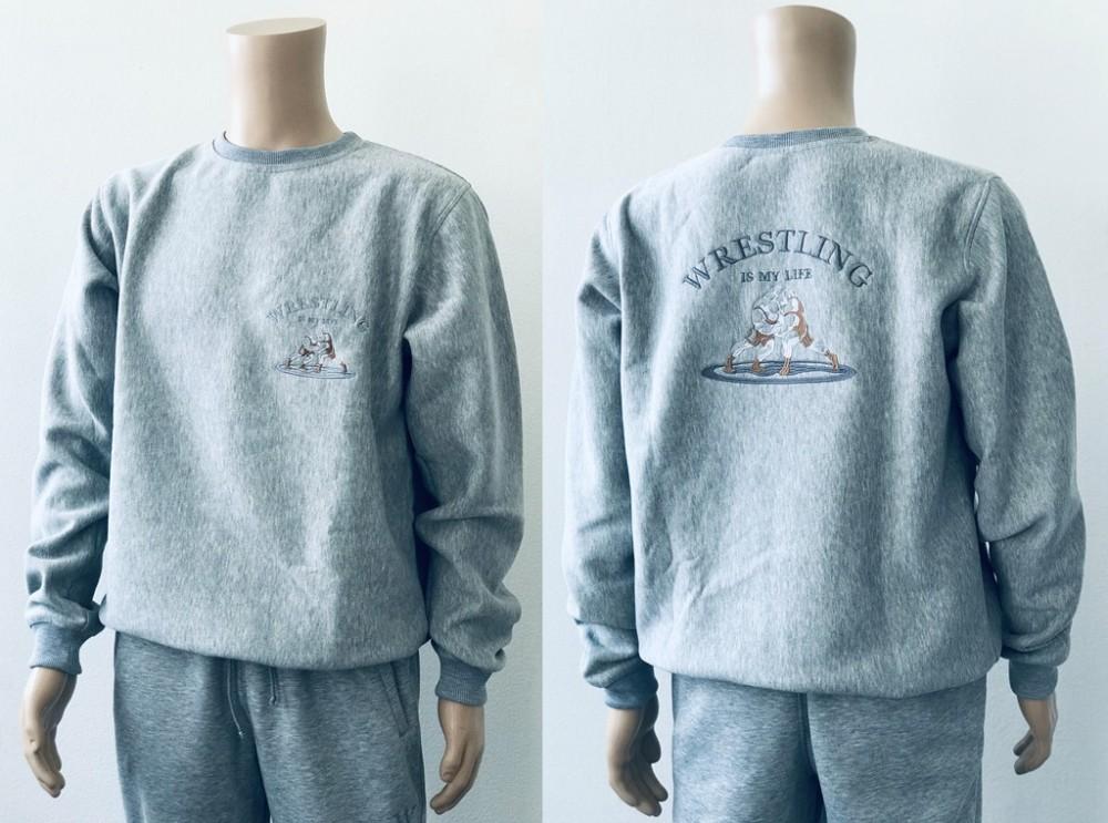 Környakú pulóver 1