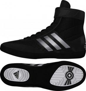 e3cda27654 adidas Combat Speed 5 (fekete) birkózócipő
