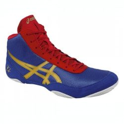 asics JB Elite V2.0 kék-piros-arany
