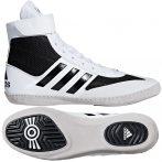 adidas Combat Speed 5 (fehér-fekete) birkózócipő