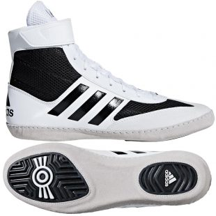 2ca7dc639b adidas Combat Speed 5 (fehér-fekete) birkózócipő