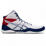 asics Split Second 9 (kék-ezüst) birkózó cipő