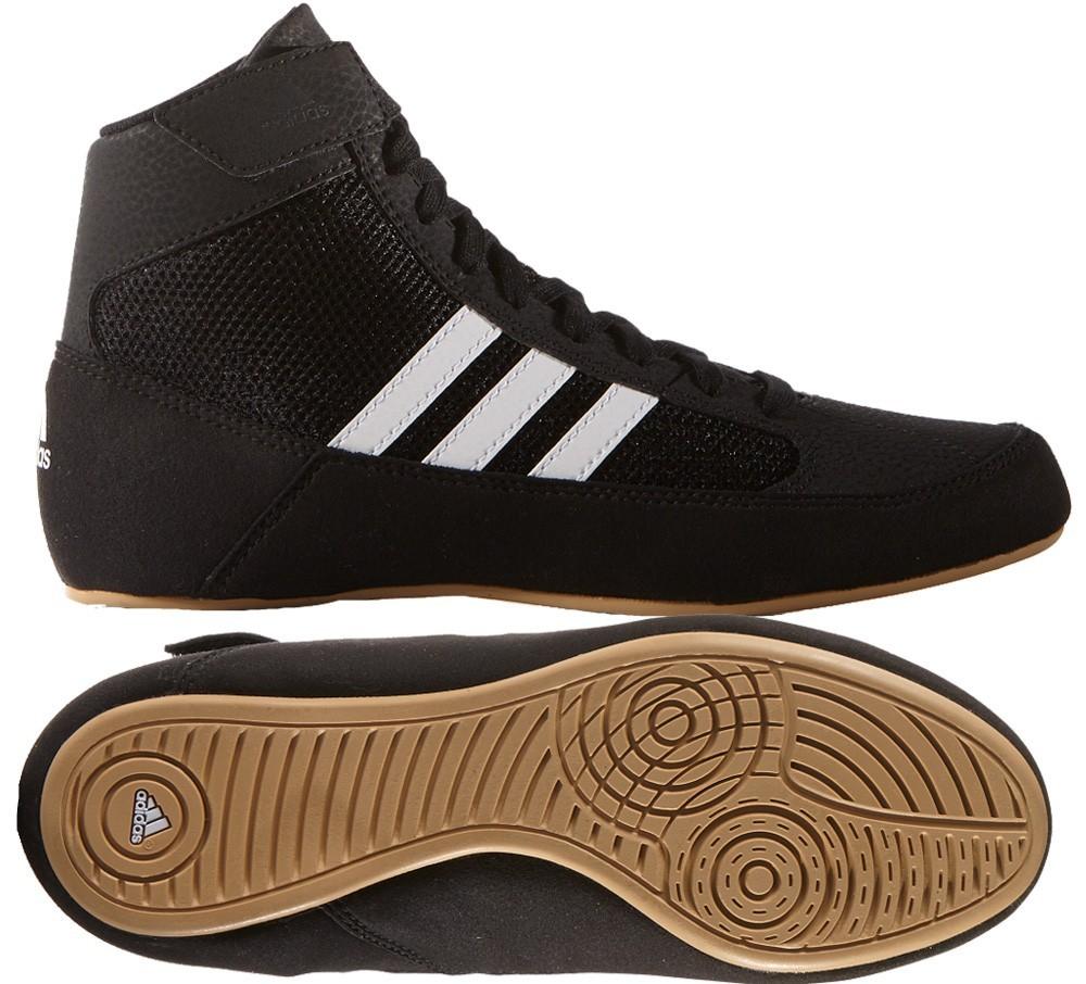 adidas HVC (fekete) gyermek birkózó cipő 7906dd4cee
