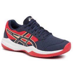 Gel-Game 7 gyermek futó- és utcai cipő sötétkék-piros