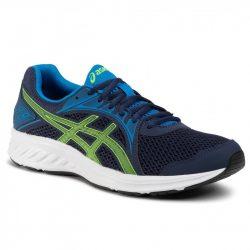 asics Jolt 2 felnőtt futó- és utcai cipő kék-zöld