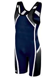 asics férfi kék birkózó mez - Birkózó Mánia webshop d45405ff58