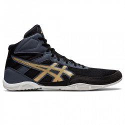 asisc Matflex VI fekete-arany birkózó cipő RAKTÁRON!!!