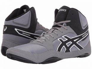 NIKE Takedown 4 (Szürke neonzöld) birkózó cipő