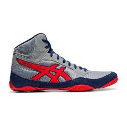 asisc Snapdown 2 szürke-piros birkózó cipő RAKTÁRON!!!