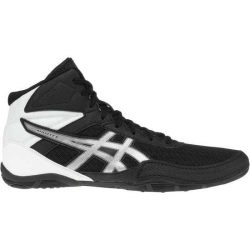 asisc Matflex VI GS fekete-ezüst gyermek birkózó cipő RAKTÁRON!!!
