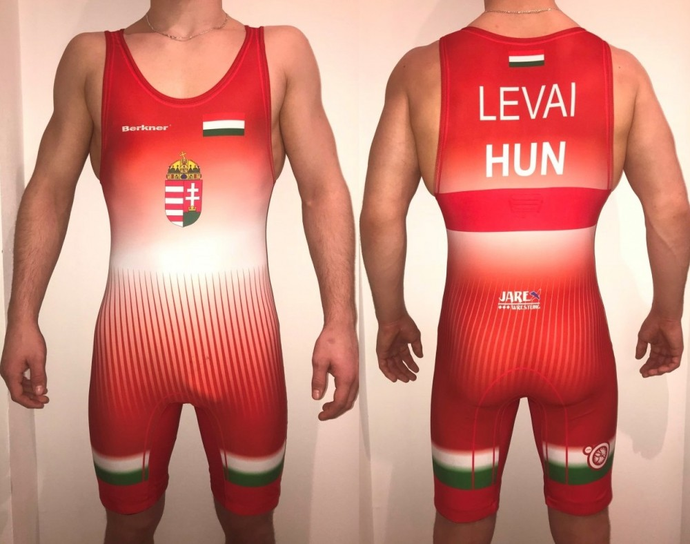 Hungary birkózómez (piros) - Birkózó Mánia webshop 9a93597016